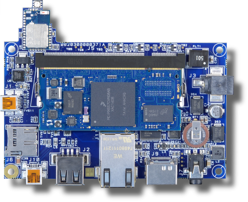 ENG-BOARD.PLAYER – carrier board firmy Engicam (HDMI player Carrier Board)